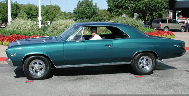 1970 Chevelle For Sale >> 1967 Tahoe Turquoise color - Chevelle Tech
