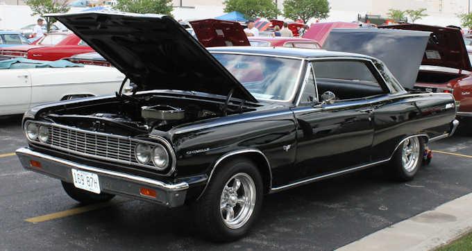 Car Show In Springfield Mo