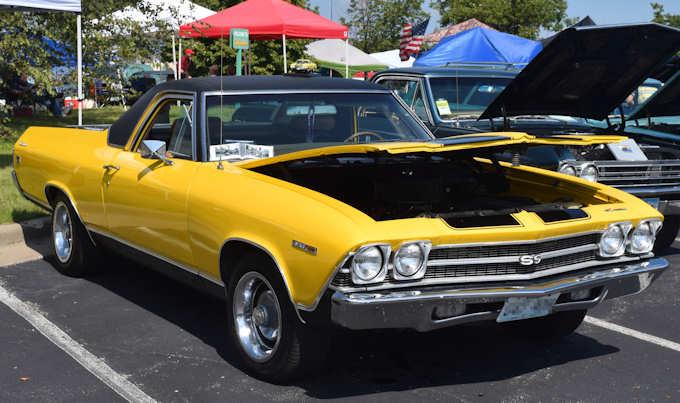 Kansas Car Shows